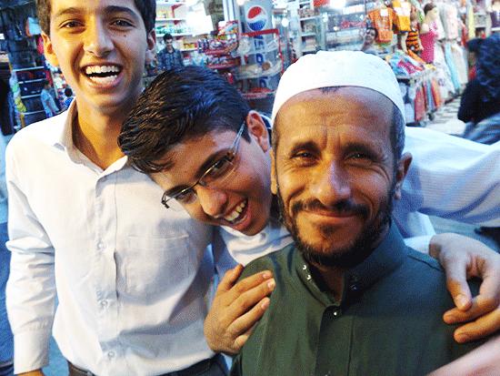 شباهت عجیب مرد پاکستانی به احمدینژاد (عکس)