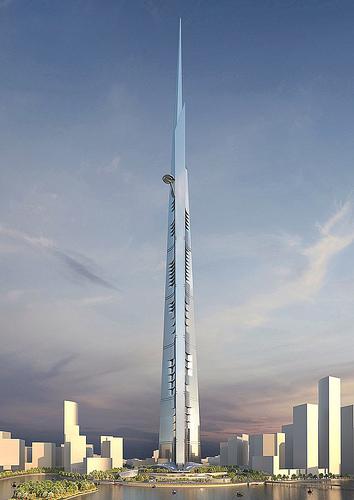 ساخت سریع ترین و طولانی ترین آسانسور جهان در عربستان (+عکس)