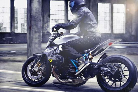BMW طرح موتور آینده خود را فاش کرد (+عکس)
