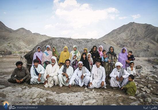 توتان؛ دورافتاده ترین روستای ایران (+عکس)