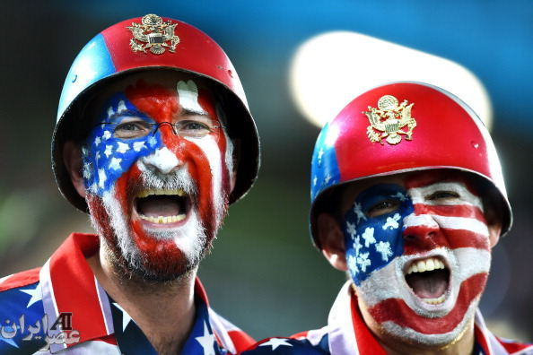 تماشاگران جام جهانی برزیل - 2 (عکس)