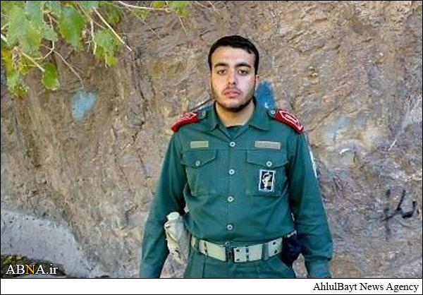 اولین شهید سپاه در عراق (+عکس)