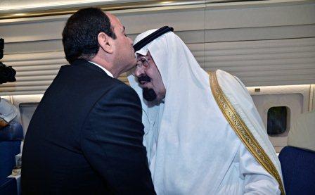 ملاقات تحقیر آمیز در فرودگاه قاهره / دیدار سران مصر و عربستان در هواپیمای ملک عبدالله