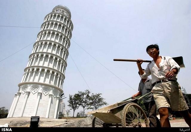 11 جاذبه گردشگری که چینیها نسخه تقلبی آنها را ساختند
