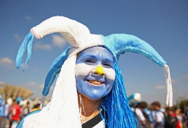 تماشاگران جام جهانی برزیل - 5 (عکس)
