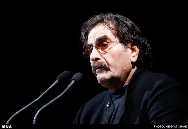 مراسم یادبود محمدرضا لطفی - تهران (عکس)