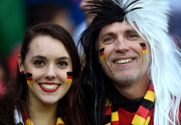تماشاگران جام جهانی برزیل - 8 (عکس)