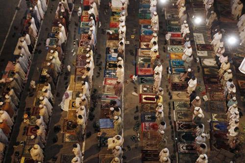 رمضان در سراسر جهان (عکس)