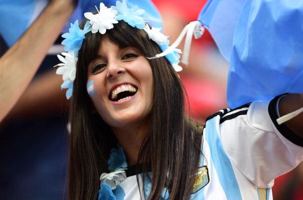 تماشاگران جام جهانی برزیل - 10 (عکس)