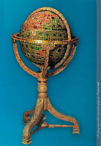 باارزشترین جواهرات ایران کجا هستند؟