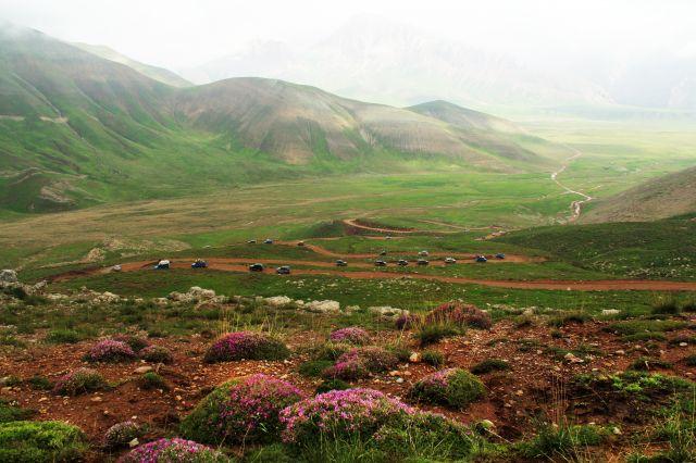 بهشتی در نزدیکی پایتخت (عکس)