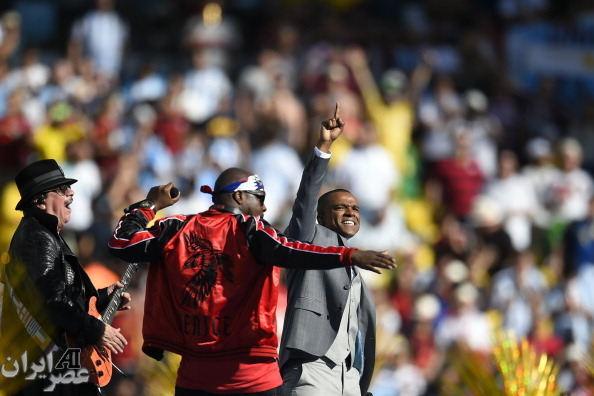 اختتامیه جام جهانی 2014 - برزیل (عکس)