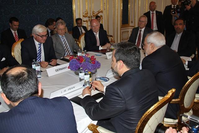ادامه رایزنی ها در مذاکرات وین 6 (عکس)