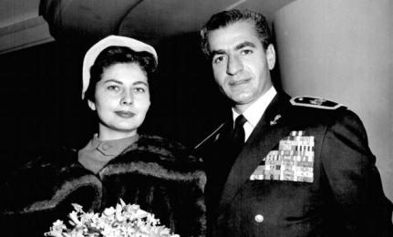 همسر شاه ملکه ایران عکس قدیمی بیوگرافی ثریا اسفندیاری