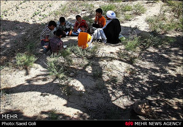 مبلغان مذهبی در مناطق دور افتاده (عکس)