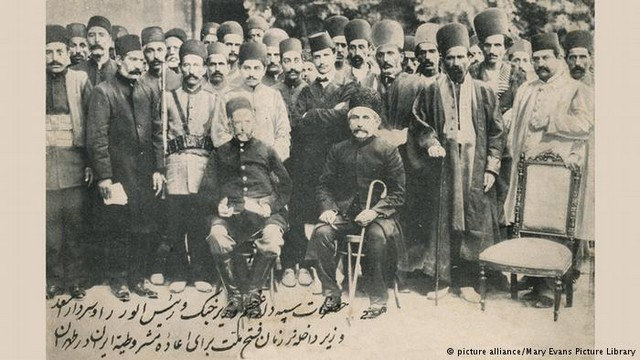 تصاویری دیدنی از ایران قدیم (عکس)