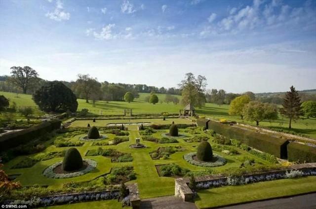 زیباترین عمارت کشور انگلیس (عکس)
