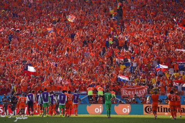 تماشاگران جام جهانی برزیل - 6 (عکس)