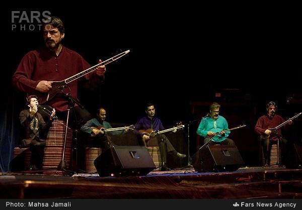 کنسرت حسین علیزاده در تبریز (عکس)