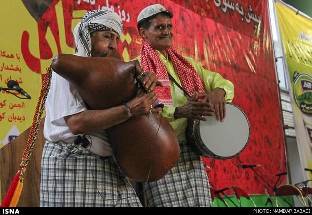 جشن تیرگان در رینه آمل (عکس)