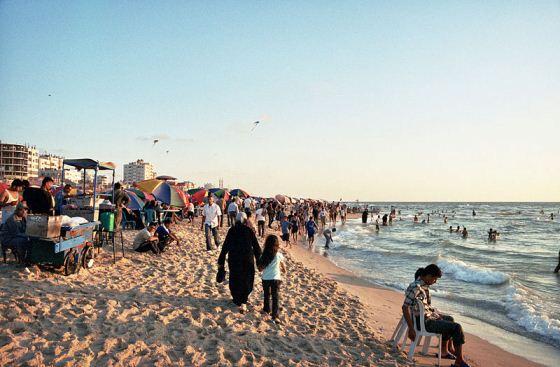 غزه چگونه جایی است؟(+تصاویر)