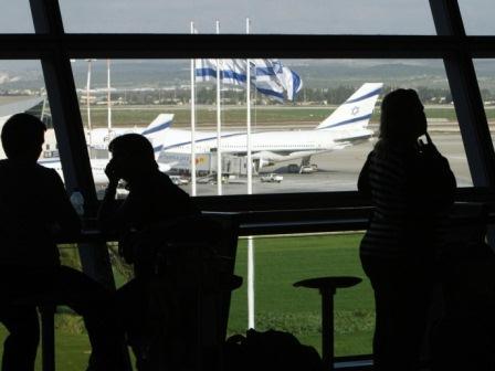 ضرر 50 میلیون دلاری هواپیمایی اسرائیل از جنگ غزه