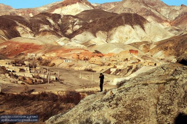 مشگین شهر؛ بهشت گمشده ایران/ عکس کاربران