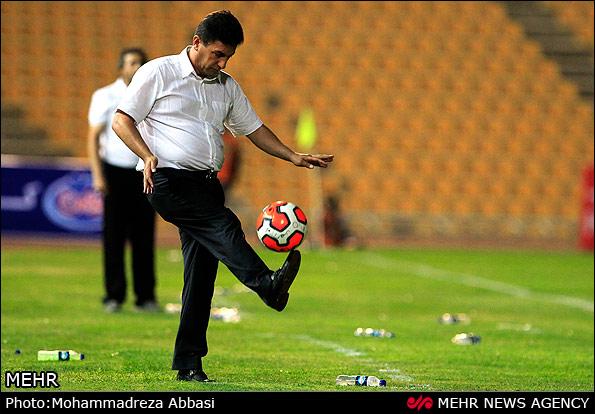 بازی های لیگ برتر فوتبال (عکس)