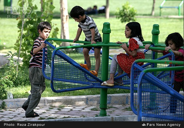 مسافرت های تابستانی در چهارمحال و بختیاری (عکس)