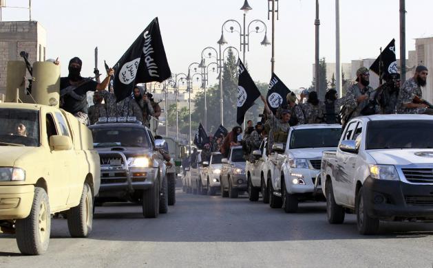 371877_538 تسلط داعش بر ۳۵ درصد خاک سوریه