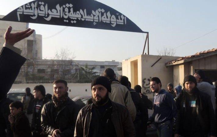371880_187 تسلط داعش بر ۳۵ درصد خاک سوریه