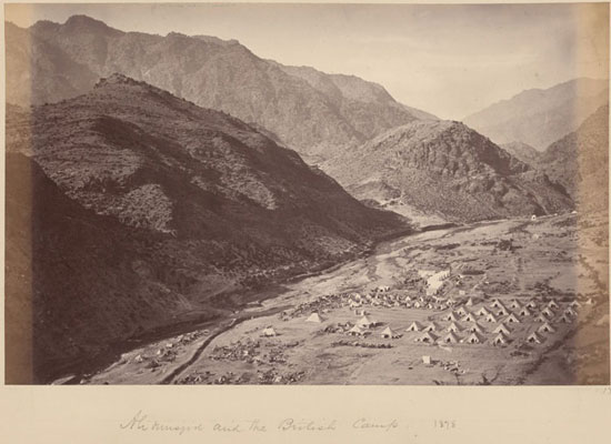 جنگ انگلیس و افغانستان؛ سال 1879 (+عکس)