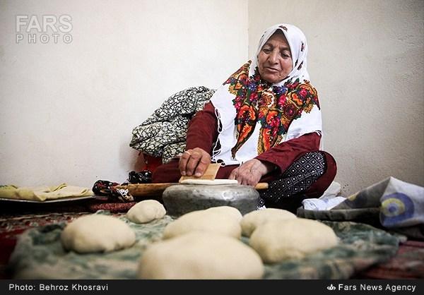 زندگی سنتی در روستاهای دماوند (عکس)