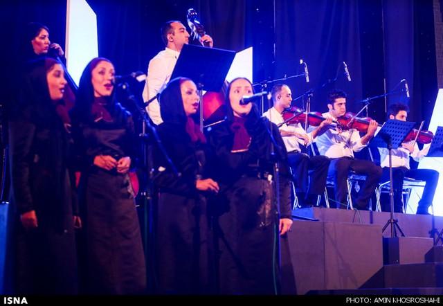 عکس کنسرت شجریان