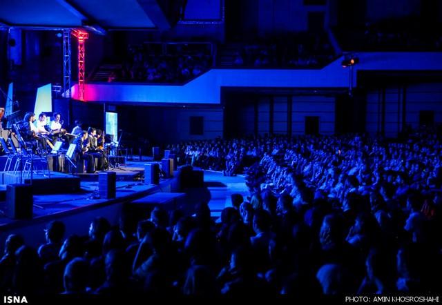 کنسرت چرا رفتی - همایون شجریان (عکس)