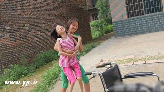 زیباترین دانش آموز چینی (+عکس)