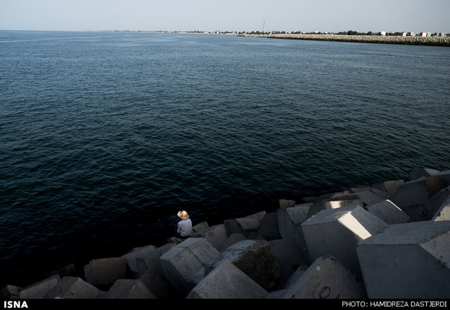 مرگ تدریجی یک دریا