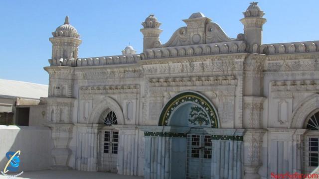 معماری تاریخی شبهقاره هند در آبادان (عکس)