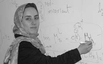 بانوی ایرانی برنده معتبرترین جایزه جهانی ریاضیات