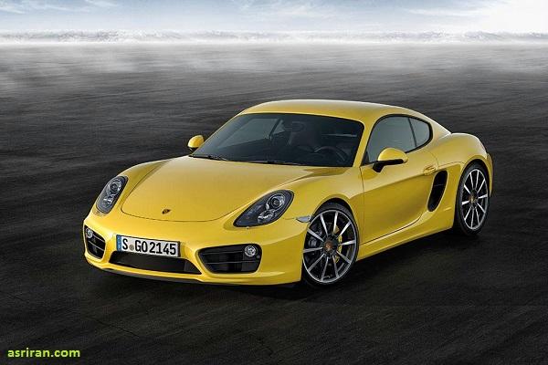 مجله ماشین مجله خودرو عکس کوروت 2014 پورشه 911 بهترین خودرو