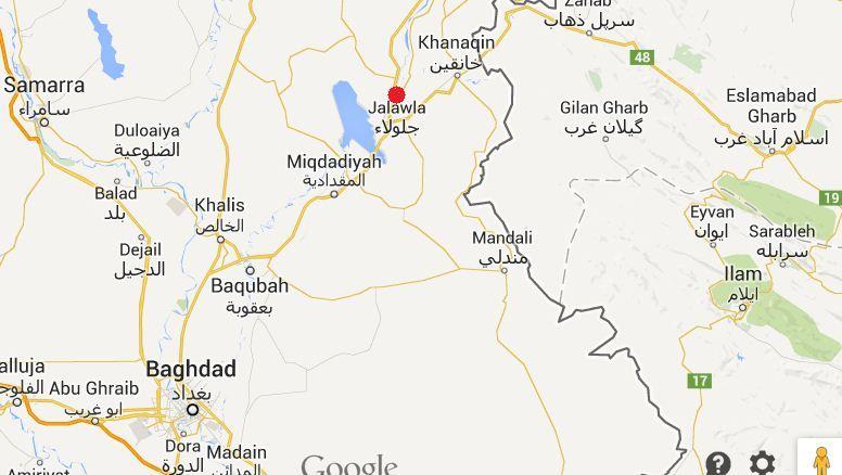 داعش در 40 کیلومتری مرز کرمانشاه / کشورهای اروپایی به کردستان عراق سلاح می دهند