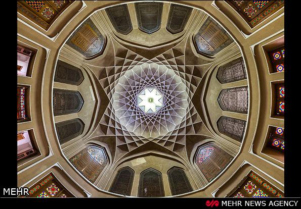 زیبایی های معماری ایرانی در سایت یاهو (عکس)