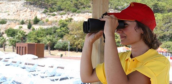 بازگشایی اولین پلاژ ساحلی ویژه زنان در آنتالیا (+عکس)