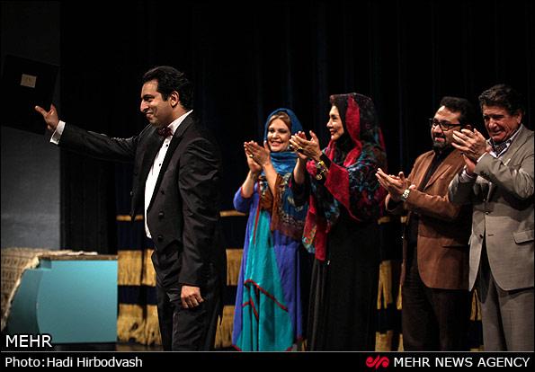 تقدیر از گروه آوازی تهران با حضور شجریان (عکس)
