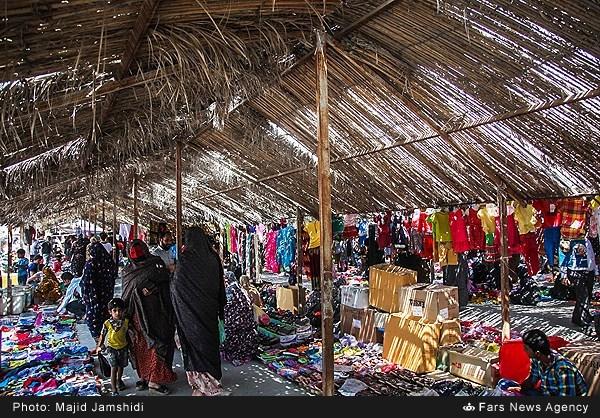 پنجشنبه بازار میناب هرمزگان (عکس)
