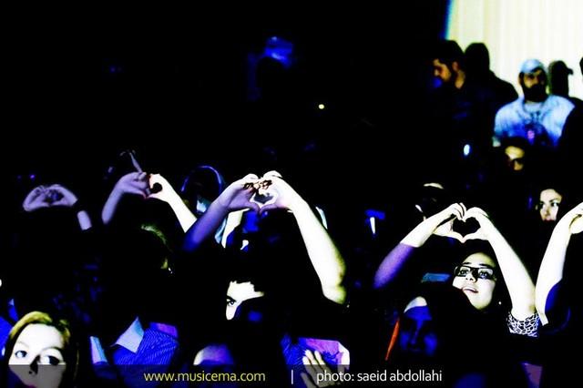 کنسرت خواجه امیری در اهواز (عکس)