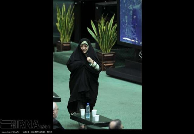 جلسه علنی استیضاح وزیر علوم (عکس)