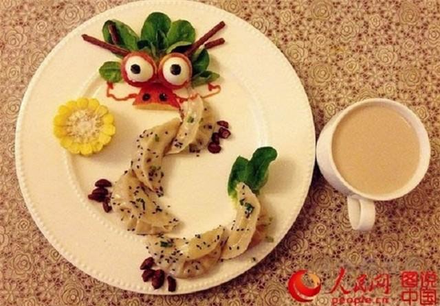 صبحانه اشتهاآور به سبک چینی (عکس)