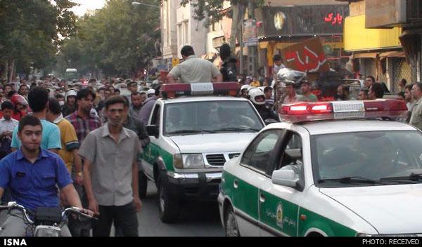اوباش تهران