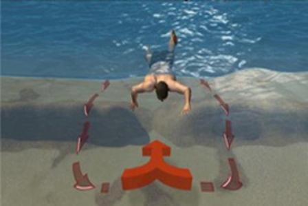 هشدار به شناگران دریای خزر: مراقب جریان شکافنده باشید